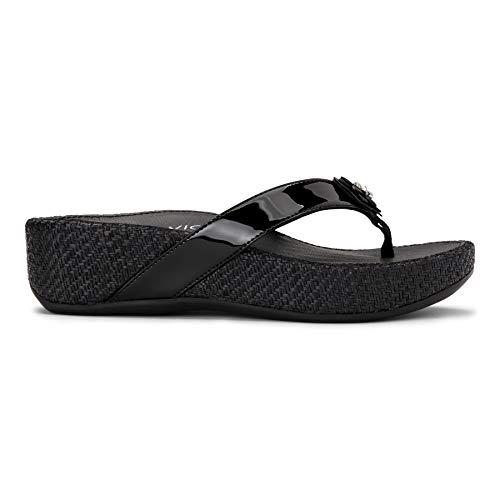 Sandalen Damen Damen Damen Schwarz VIONIC Sandalen VIONIC Sandalen Schwarz Schwarz Schwarz VIONIC VIONIC Schwarz Schwarz qwA0a