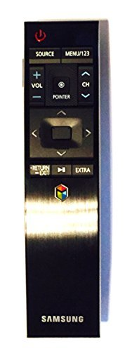 Samsung Smart Hub 4K TV Replacement Remote Control JU6700, JU670D, JU7100, JU710D, JU7500, JU750D, JS8500, JS850D, JS9000, JS9500 Non-retail Packaging