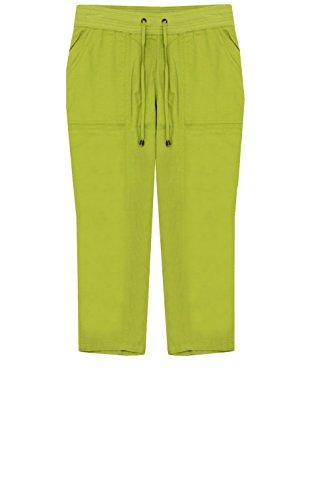 Yest - Jeans - Femme Vert Pale