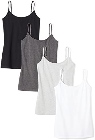 Amazon Essentials Womens 4 Pack Camisole product image