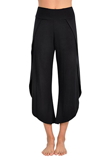 Jala Bhakti Pant (Small, Black)