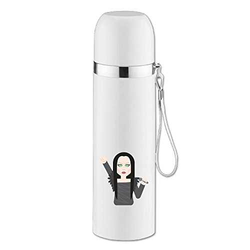 ASCHO2 Vacuum Insulated Stainless Steel The Voice Thermos Cup Mug With Cup Cap And Pourable Stopper For Indoor And Outdoor Activities, (Washington Redskins Stainless Steel Flask)