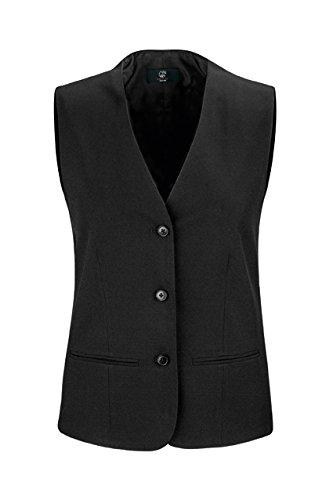 Novaplus Donna cameriere Gilet nero  Amazon.it  Abbigliamento caba11e6629c