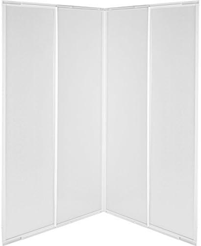 tectake 800522 Mampara de Ducha para Cabina | Marco de Aluminio Inoxidable | 2 Puertas Correderas de Plástico - varias Tamaños (80x90x185cm | No. 402754): Amazon.es: Bricolaje y herramientas