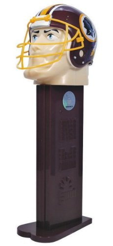 (NFL Washington Redskins Giant Pez Dispenser)