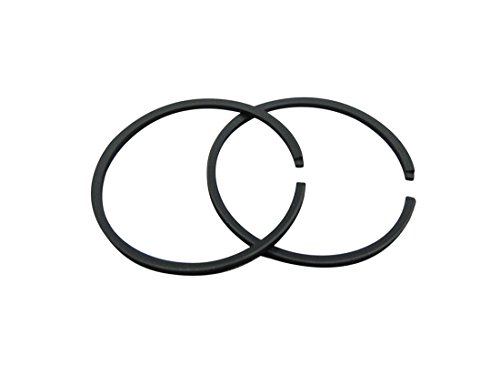 Flying Horse 66cc/80cc 2-Stroke Motorized Bicycle Engine Piston Ring Set – Gas Bike Piston Ring (Piston Ring Replacement)
