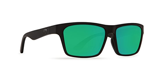 Costa Del Mar HNO01OGMGLP Hinano Sunglass, Blackout Green - Costa Hinano