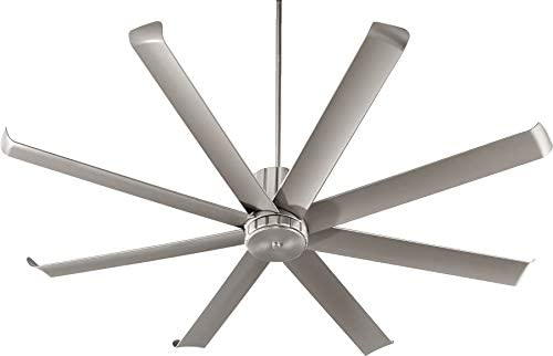 Quorum 196728-65 Proxima Patio 72″ 8-Blade Patio Fan