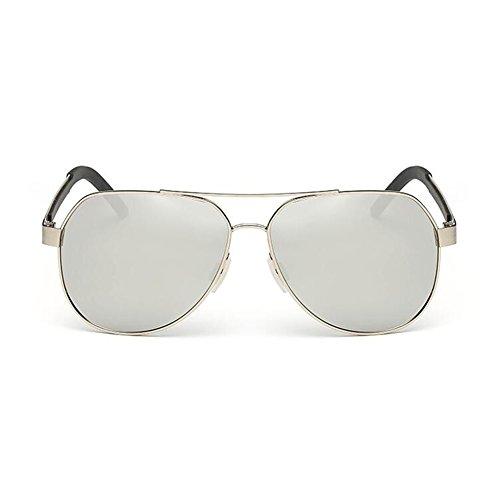 WYYY Sonnenbrillen Schutzbrillen Fahrbrille Männer Quadratische Box Im Freien Klassisch Polarisiertes Licht Sonnenschutz Anti-UVA UV-Schutz 100% (Farbe : Orange) fHBhSxlF4j