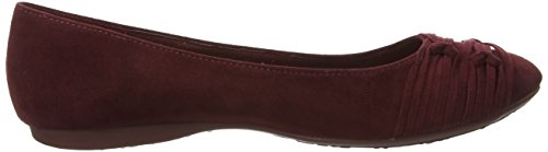Rocket Richelle Ballerines Rouge Femme mulberry Dog 665aqxr