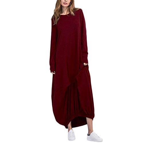 dress maxi murah - 3