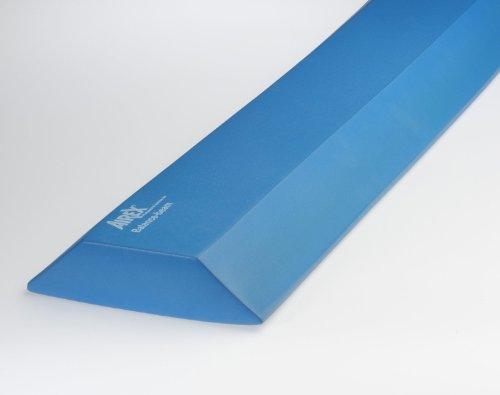 Airex Balance Beam, Soft Foam 2-In-1 Balance Beam, 69 x 9 x 2.5 Inches, Blue (81010)