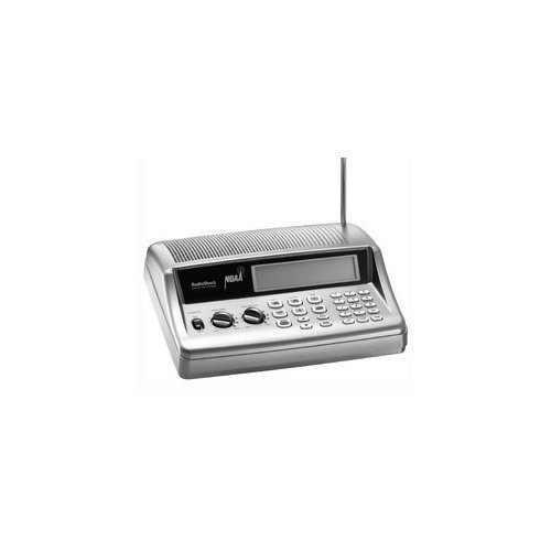 Radio Shack PRO-650 Desktop Radio Scanner by Radio Shack