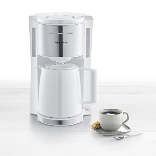 Severin KA 9255 – Cafetera de filtro con jarra térmica