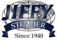 Jiffy J-4000B Professional Grade Brush Steam Cleaner