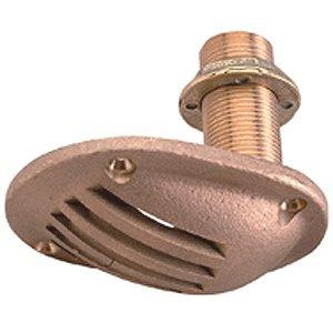 (Bronze Strainer X-Hull w/Nut)