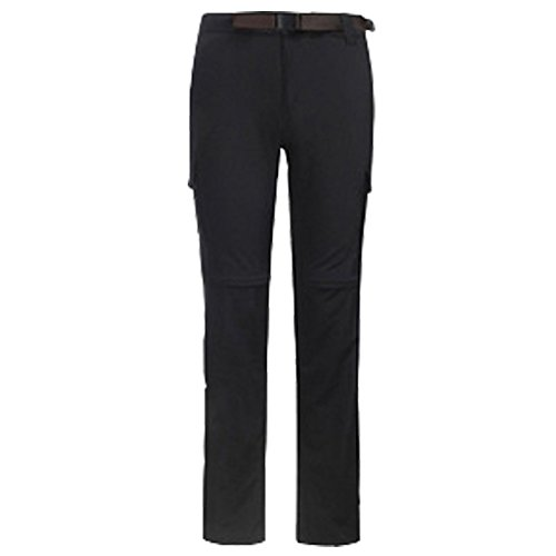Resistance Climb Color Pants Trousers L Skid DYF Black Solid Thickened Ski Plush M q0gxSnw8