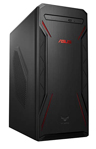 ASUS TUF Gaming FX10 Desktop PC, Intel Core i5-8400 Processor, GeForce GTX...