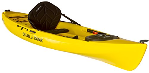 Ocean Kayak Tetra 12 Sit-on-Top Kayak, Yellow