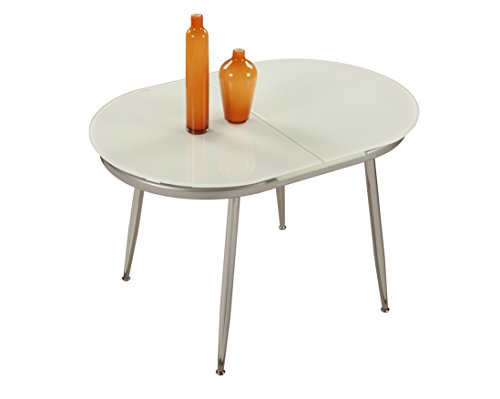 Modern Extendable Dining Table - 4