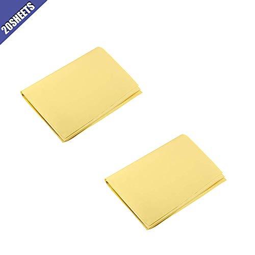 Ximimark 20Pcs A4 Sheet PCB Heat Toner Transfer Paper for PCB Electronic Prototype DIY