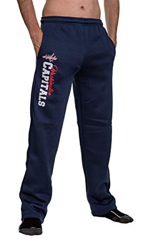 Calhoun Sportswear NHL Men s Sweatpants (Washington Capitals 0df875eae