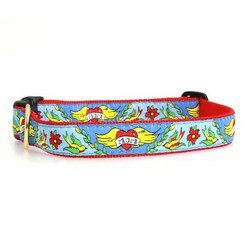 Up Country Mom Dog Collar X-Large