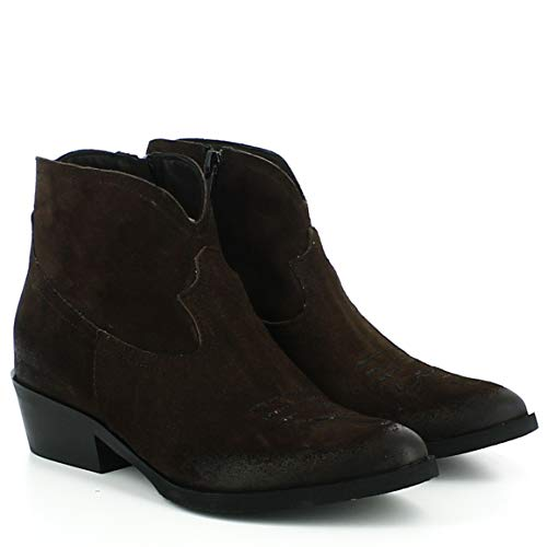 Marron Femme Follie Divine Follie Bottines Marron Divine Bottines Femme 8qdpwSv