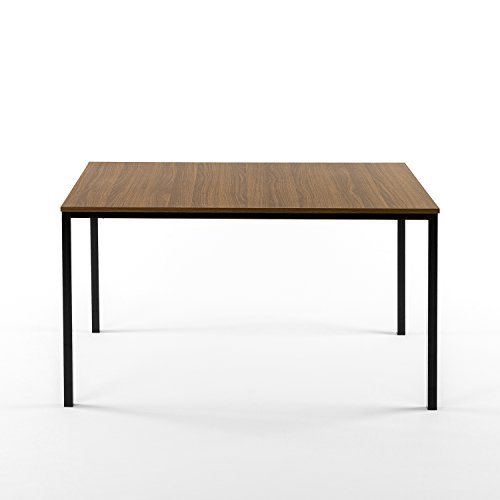 Zinus Modern Studio Collection Soho Dining Table/Office Desk/Computer Desk/Table Only, Brown by Zinus (Image #3)