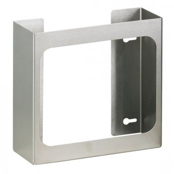Double Vertical Stainless Steel Glove Box Holder - CL-GS-3020