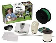 Deluxe ultra comfort Contatto Pet Fencing System ptpcc-200d 18 Gauge Wire by Perimeter tecnologie