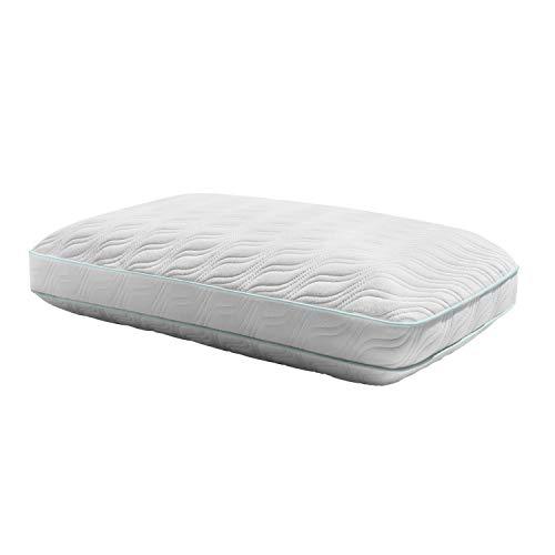 Tempur-Pedic TEMPUR-ProForm Luxury King Pillow for Sleeping, Medium, High Profile, Premium Foam, Washable Cover