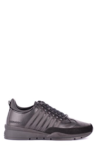 Dsquared2 Men Snm010111570001m084 Sneakers In Pelle Nera