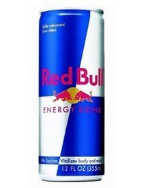 Red Bull 12 Oz - Diversion Safe by Safe Can