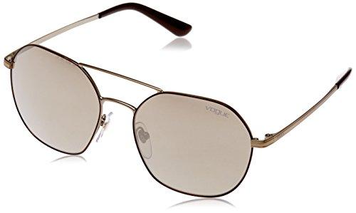 Vogue Brown Sonnenbrille Matte Pale Gold VO4022S qCpTOxnq
