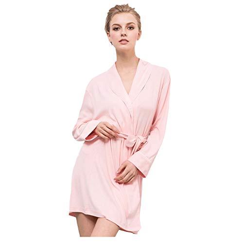 Transpirable Las Manga Señoras Casero Cuidado Larga Robe Confort Invierno Tipo De 05 Albornoces Traje Cinturón Zanzan Pijamas wPqxtS0