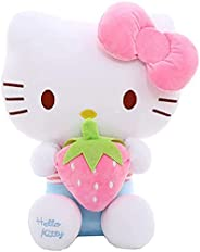 Hello Kitty Plush Toys, Cute Soft Doll Toys, Birthday Gifts for Girls 30 cm