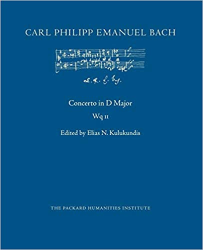 Libros En Para Descargar Concerto In D Major, Wq 11 Todo Epub