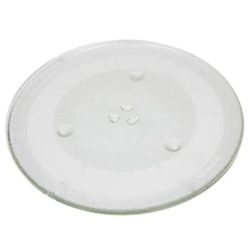 Como Direct Ltd ™ 315 mm – Plato universal para microondas (