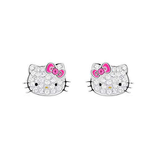 Top 10 recommendation hello kitty earrings for girls