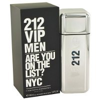 212 Vip By Carolina Herrera Eau De Toilette Spray 3.4 Oz For Men