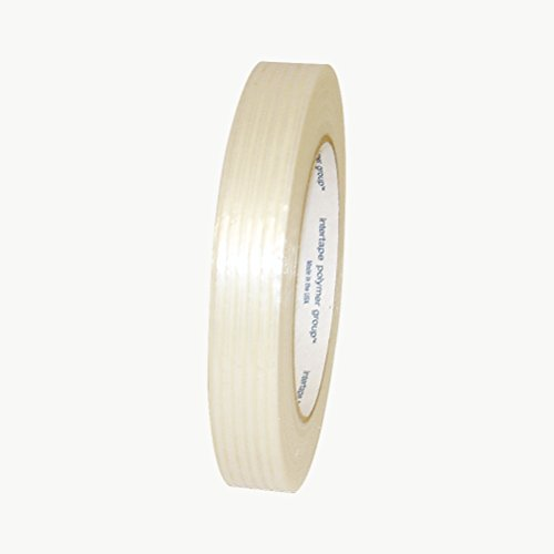 Intertape RG-300/WI07560 RG-300 Utility Grade Filament Strapping Tape: 3/4