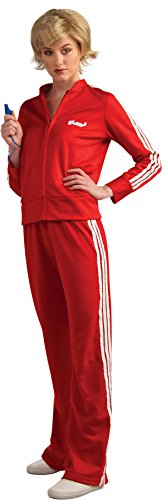 UHC Girl's Glee Sue Track Suit (Sue) Tv Coach Funny Dress Teen Halloween Costume, Teen (Up to 9)