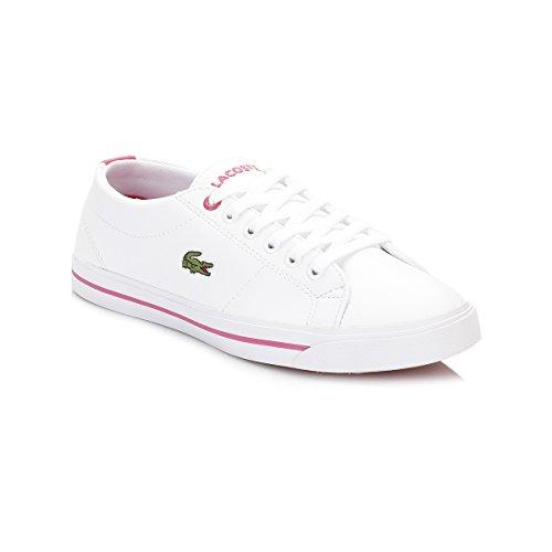 Lacoste Junior Blanco/Rosa Marcel 117 1 CAJ Zapatillas Blanco/Rosa