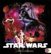Star Wars Postkartenkalender 2009