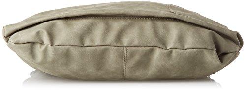 K-WAY K-sleek Suede - Shoppers y bolsos de hombro Hombre Gris (0k2 Torba)