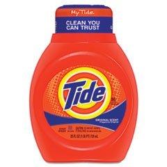 PGC13875 - Procter amp; Gamble Professional Acti-Lift Laundry Detergent, Original, 25oz Bottle by Tide