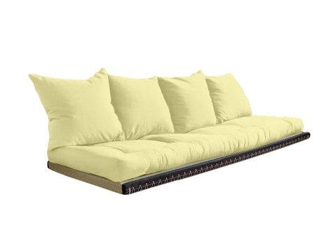 Vivere Zen - Sofá Cama futón - Kanto futon 60 x 200 ...