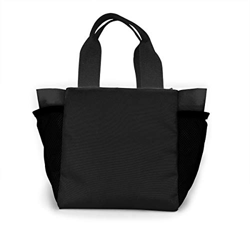 - 1951 Nineteen Fifty One Reusable Lunch Bag Polyester Portable Takeaway Lunch Box Package Tote Handbag For Your Home-Cooked Meal, Snacks, Beverages, Fruits