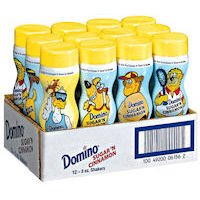 Domino Sugar & Cinnamon (Case Count: 12 Bottles per case)(Case Contains: 36 OZ)